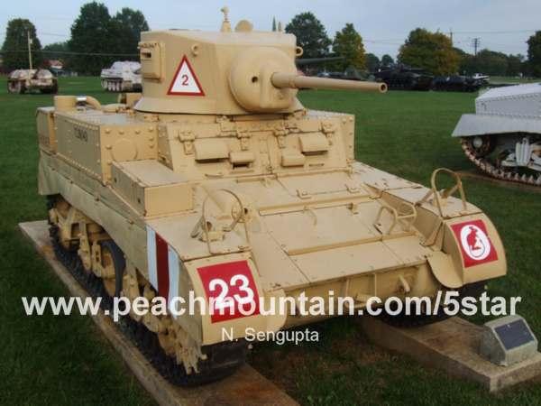مجموعه من الصور الرائعه للدبابات القديمه للجيوش الغربيه  NSengupta_APG_589_2008
