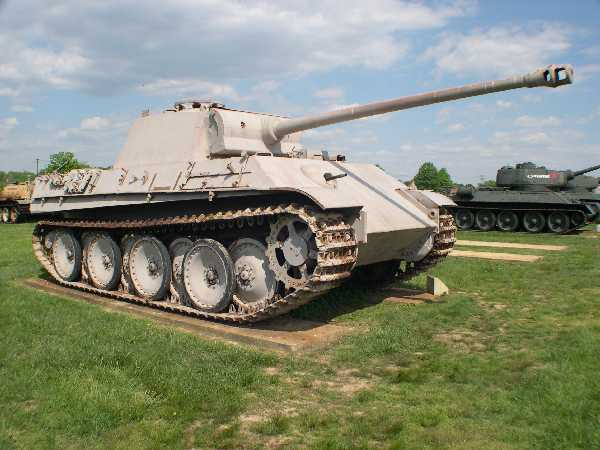 Pzkpfw V Panther Armchair General And Historynet Gt Gt The