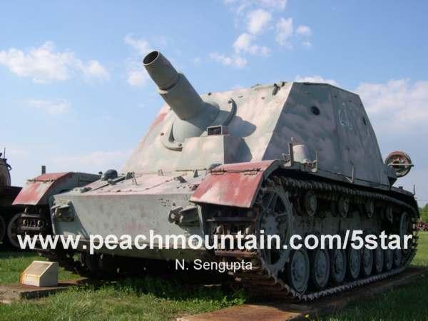 Tanks Brummbar German Sturmpanzer Iv Brummbar