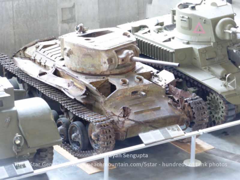 Canadian War Museum Tanks