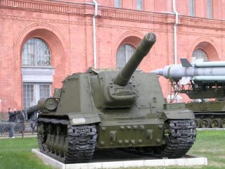 Museum of Artillery St. Petersburg