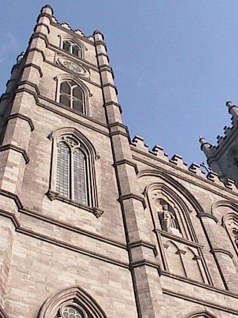Notre Dame Basilica Notre Dame Montreal Canada